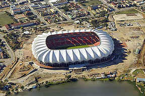 Peter Mokaba Stadium Is This Soccer Team S Home Ground